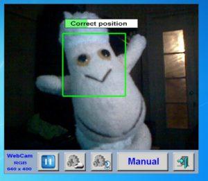 Секретный арсенал Хокинга: управление компьютером с помощью веб-камеры