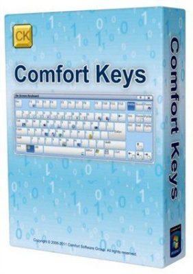 Экранная клавиатура - Comfort Keys Pro
