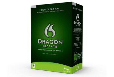 Dragon Dictate 2.5 – поддержка голосового управления при работе с приложениями Mac OS