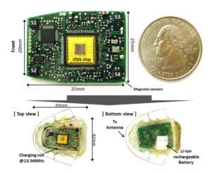 Прибор, помогающий управлять робоколяской, полностью переместился в рот инвалида