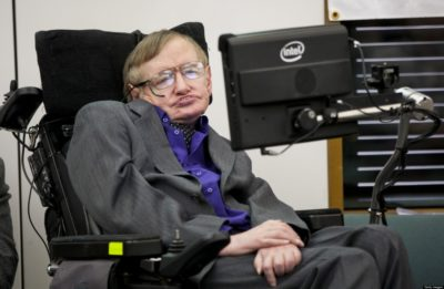 «Умное» инвалидное кресло от Intel для Стивена Хокинга