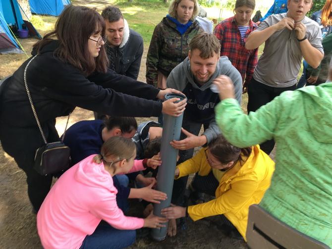Летний интеграционный палаточный лагерь-семинар «Круглое озеро-2021»: Инклюзия для всех!